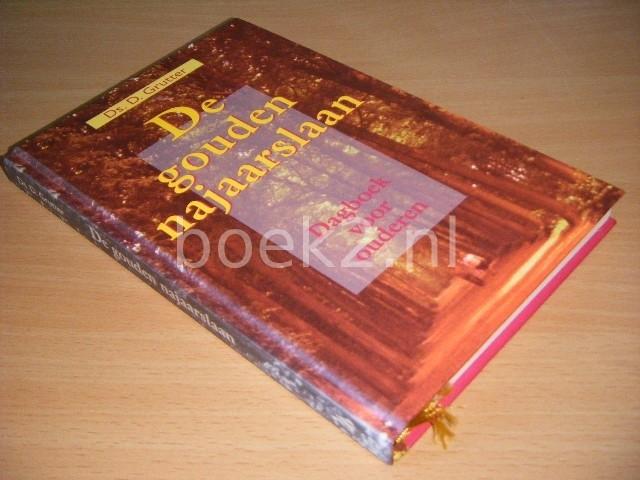 DS. D. GRUTTER - De gouden najaarslaan Dagboek voor ouderen