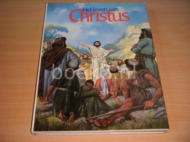 ANGUS MCBRIDE (ILLUSTRATIES) - Het leven van Christus