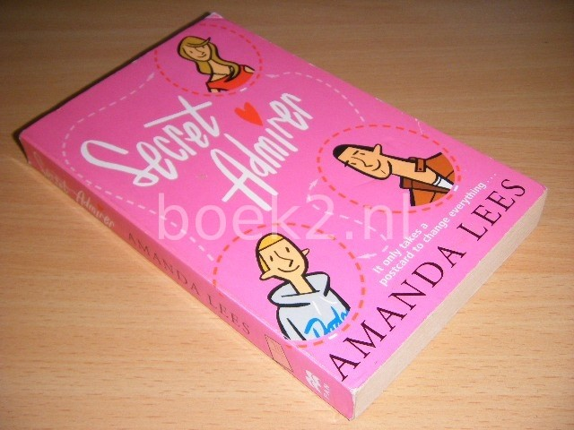 AMANDA LEES - Secret Admirer
