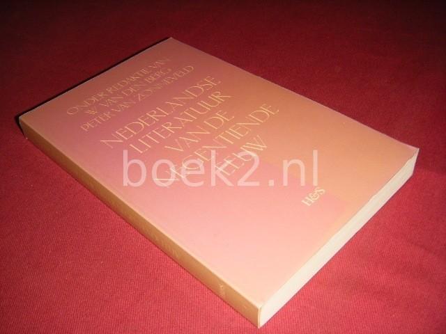 W. VAN DEN BERG EN PETER VAN ZONNEVELD (RED.) - Nederlandse literatuur in de negentiende eeuw, Twaalf verkenningen