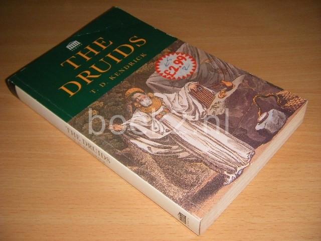 THOMAS DOWNING KENDRICK - The druids