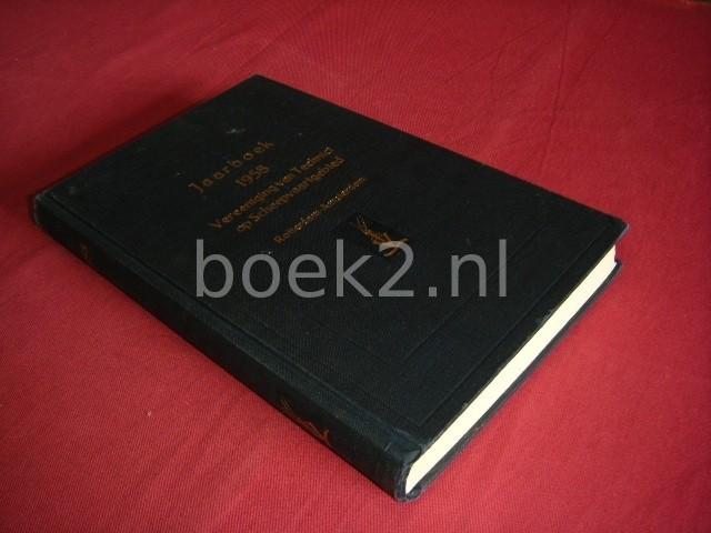 - Jaarboek 1958 van de Vereeniging van Technici op Scheepvaartgebied Rotterdam-Amsterdam