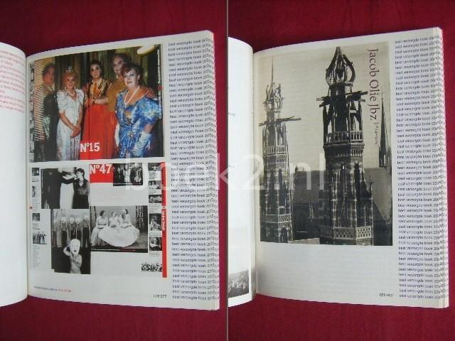 ANNEKE LEENE (TEKSTREDACTIE) - De best verzorgde boeken 2001 - The best Dutch book designs
