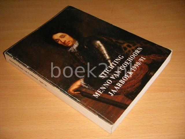 REDACTIE - Stichting Menno van Coehoorn jaarboek 1990/91