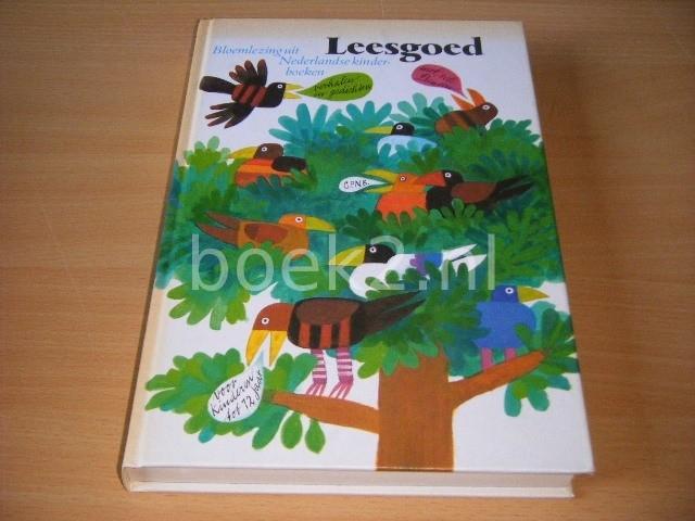 CPNB - Leesgoed Bloemlezing uit Nederlandse kinderboeken