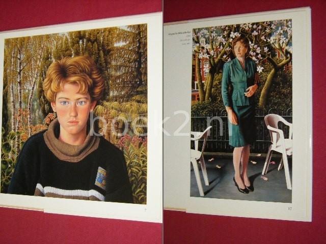 KIK ZEILER - Gelijkenissen - Portretten van Kik Zeiler [Gesigneerd]