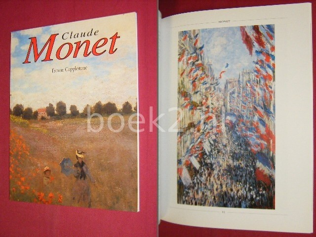 TREWIN COPPLESTONE - Claude Monet