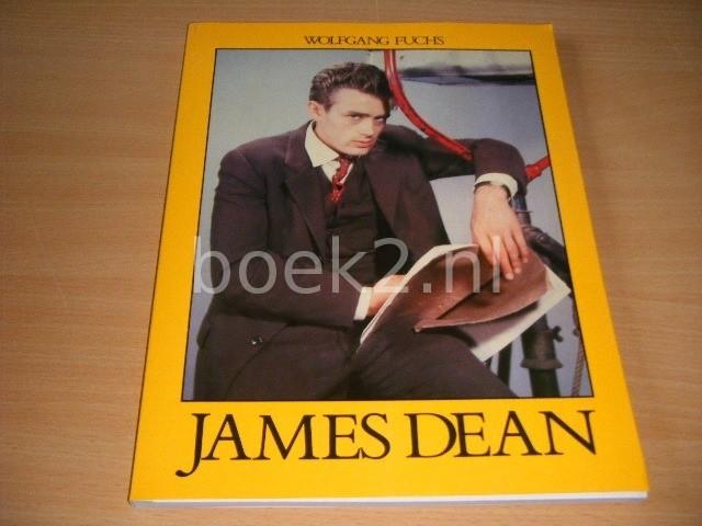 WOLFGANG FUCHS - James Dean Spuren eines Giganten