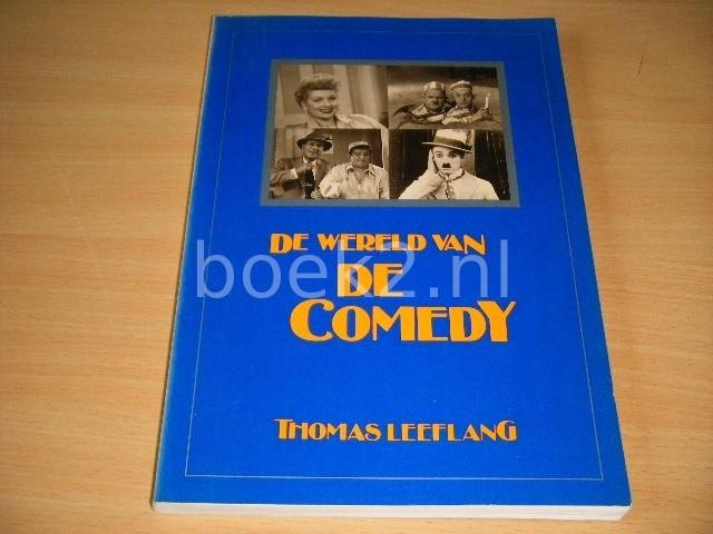 THOMAS LEEFLANG - De wereld van de comedy