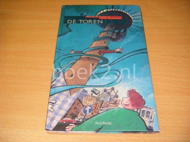 MARITA DE STERCK EN KLAAS VERPLANCKE - De toren