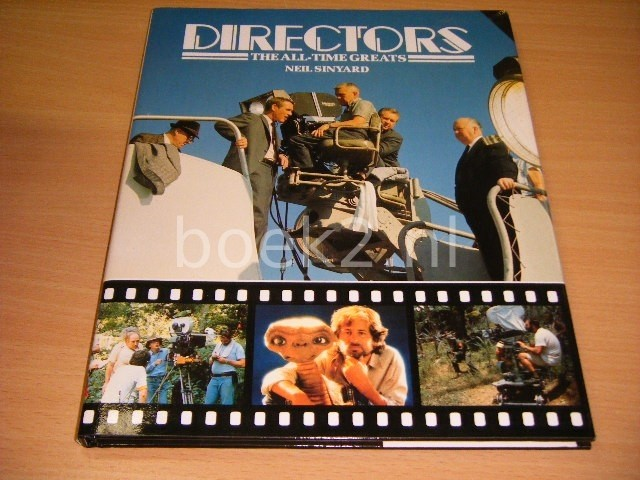 NEIL SINYARD - Directors The All-Time Greats