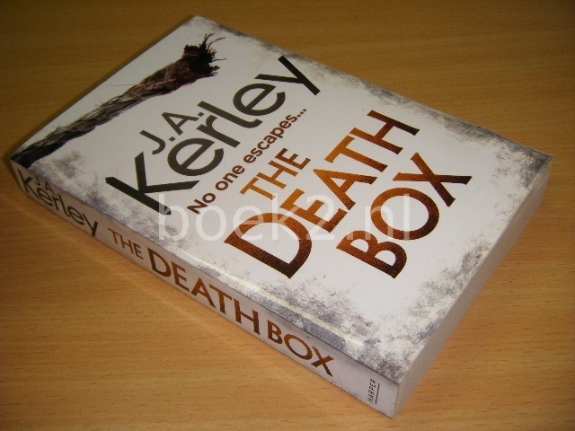 J.A. KERLEY - The Death Box
