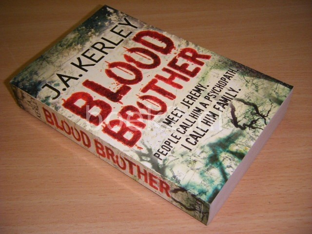 J.A. KERLEY - Blood Brother