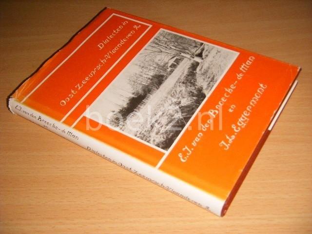 E.J. VAN DEN BROECKE-DE MAN EN J.L. EGGERMONT - Dialecten in Oost-Zeeuwsch-Vlaanderen 2