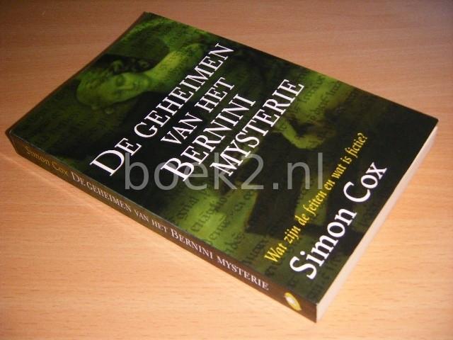 SIMON COX - De geheimen van het Bernini mysterie Wat zijn feiten en wat is fictie