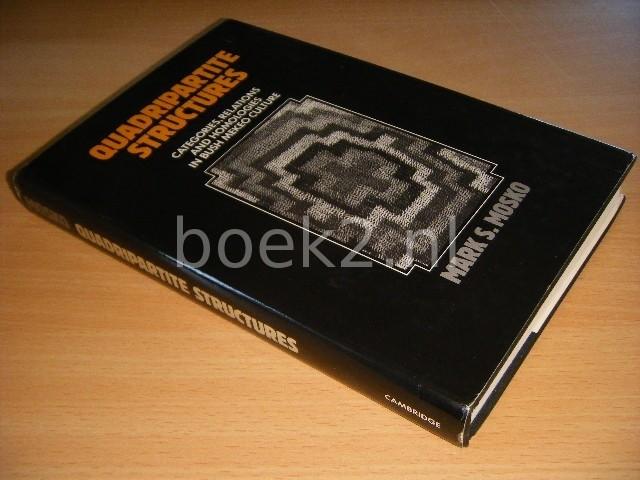 MARK S. MOSKO - Quadripartite Structures Categories, Relations and Homologies in Bush Mekeo Culture