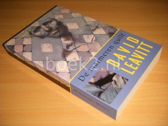 DAVID LEAVITT - De marmeren quilt