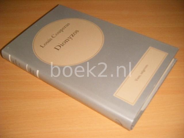 LOUIS COUPERUS - Dionyzos Volledige werken Louis Couperus 23