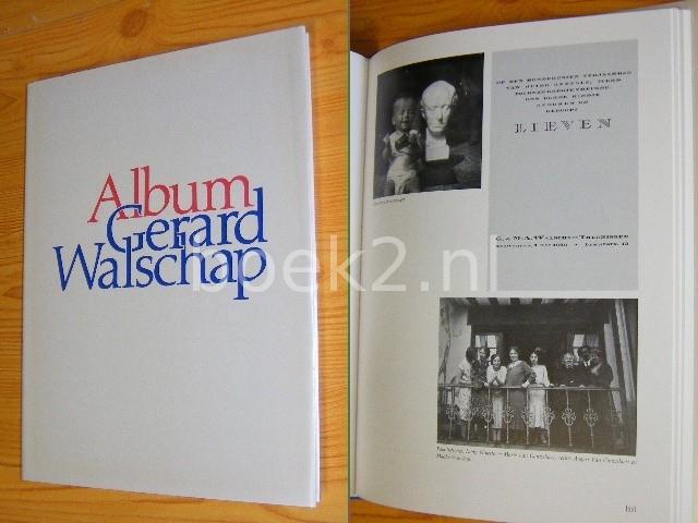 VEERLE DAELMAN EN CARLA WALSCHAP (SAMENSTELLING) - Album Gerard Walschap