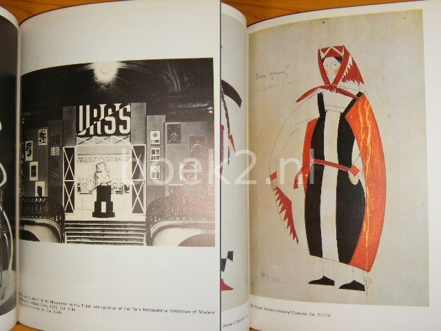 LARISSA ALEKSEEVNA ZHADOVA (ED.) - Tatlin [With 426 illustrations, 76 in colour]