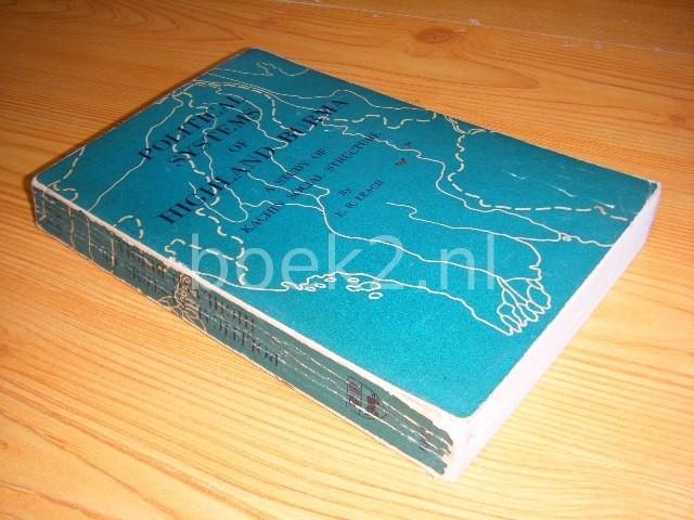 LEACH, E.R. - Political systems of highland Burma, A study of Kachin social structure