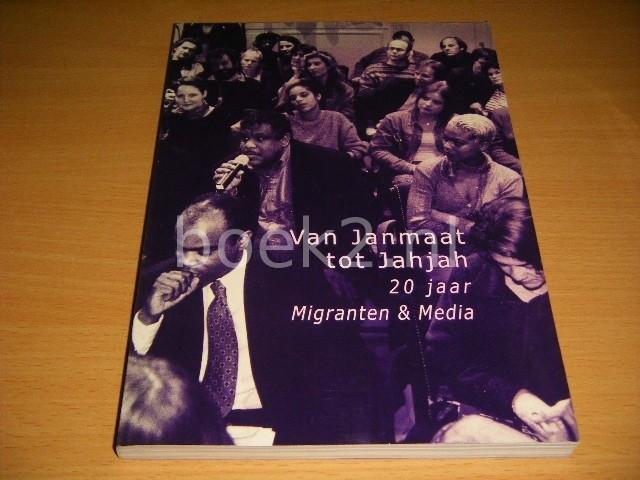 MERCITA CORONEL - Van Janmaat tot Jahjah 20 jaar Migranten & Media
