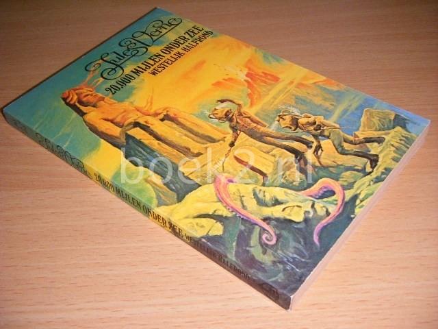 Boekwinkeltjes Jules Verne 20000 Mijlen Onder Zee Westelijk