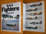 British Fighters of World War II [Combat Aircraft Library]