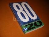 Het 80/20-Principe.