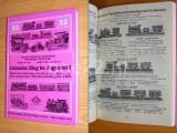 Gebruder Bing im Jugendstil, Deutsches Spielzug 'aus der guten alten Zeit' - Archiv Nr 124
