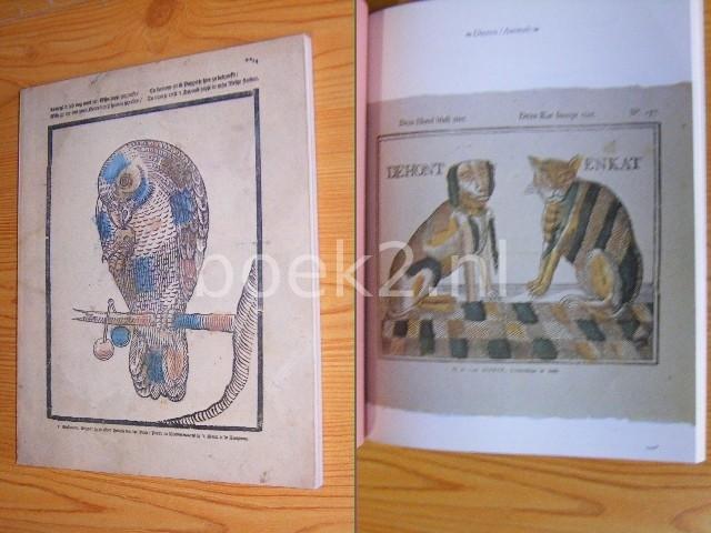 VEEN, C.F. VAN - Centsprenten - Catchpennyprints Nederlandse Volks- en kinderprenten - Dutch popular- and childrenprints
