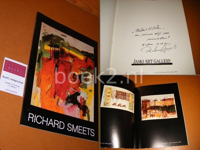 RICHARD SMEETS - ASIAN TOUCH [SIGNED]