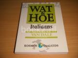 Wat en hoe Italiaans