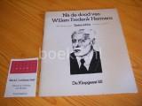 Na de dood van Willem Frederik Hermans [De Klopgeest 22 - extra editie, jrg 11, 5 dec 176]