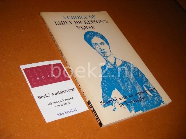 A Choice of Emily Dickinson...
