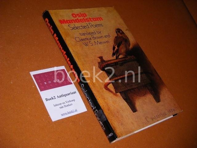 OSIP MANDELSTAM. - Selected poems