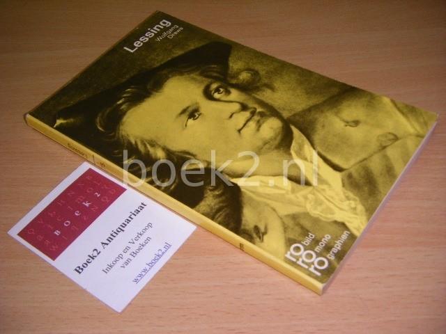 WOLFGANG DREWS - Gotthold Ephraim Lessing in Selbstzeugnissen und Bilddokumenten