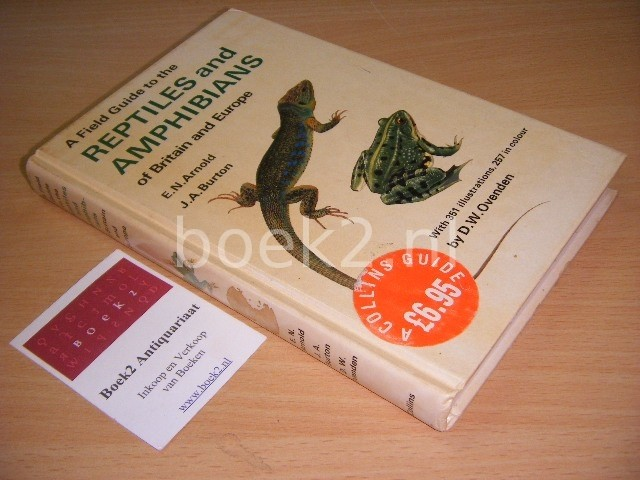A Field Guide to the Reptil...