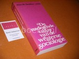 De naderende Crisis van de Westerse Sociologie.
