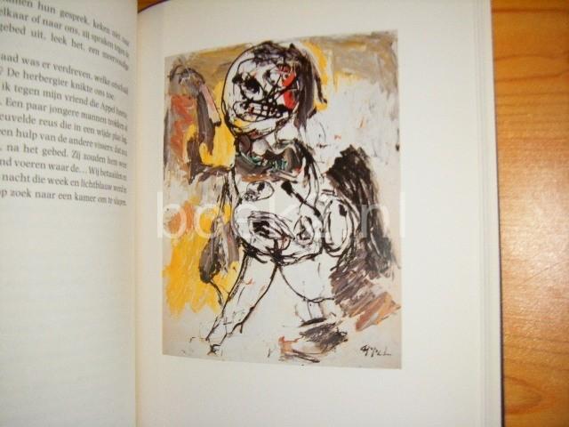 FUCHS, R.H. (SAMENSTELLING) - Karel Appel, Ik wou dat ik een vogel was Berichten uit het atelier