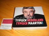 Typisch Nederland typisch Maarten! [3 cds, 1 dvd in box]