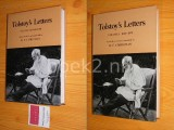 Tolstoy's letters. Volume 1: 1828-1879 - Volume 2: 1880-1910 [set of 2]