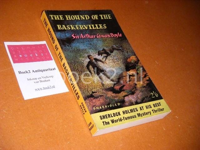 DOYLE, SIR ARTHUR CONAN. - The Hound of the Baskervilles.