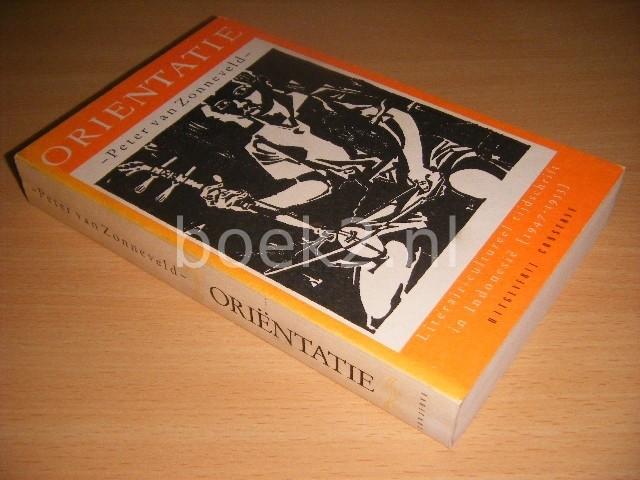 PETER VAN ZONNEVELD - Orientatie Literair-cultureel tijdschrift in Indonesiss«, 1947-1953: een bloemlezing