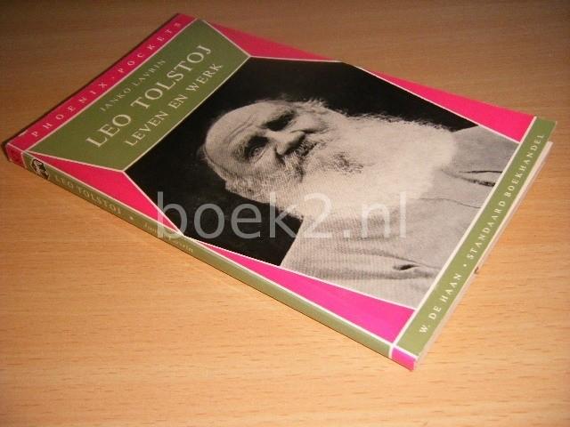 JANKO LAVRIN - Leo Tolstoj, leven en werk