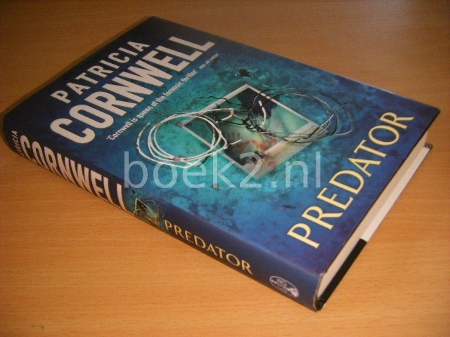 PATRICIA CORNWELL - Predator