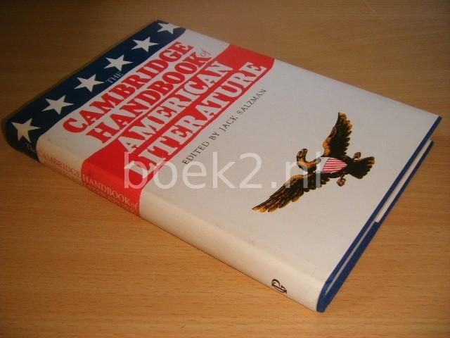 JACK SALZMAN (ED.) - The Cambridge Handbook of American Literature
