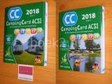 CampingCard ACSI 2018 - set 2 delen [compleet met mini-atlas en kortingskaart]