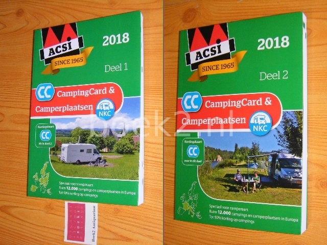 ACSI CampingCard en Camperp...