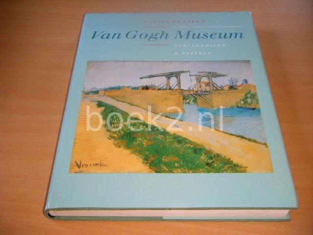 RONALD DE LEEUW - Van Gogh Museum, schilderijen & pastels